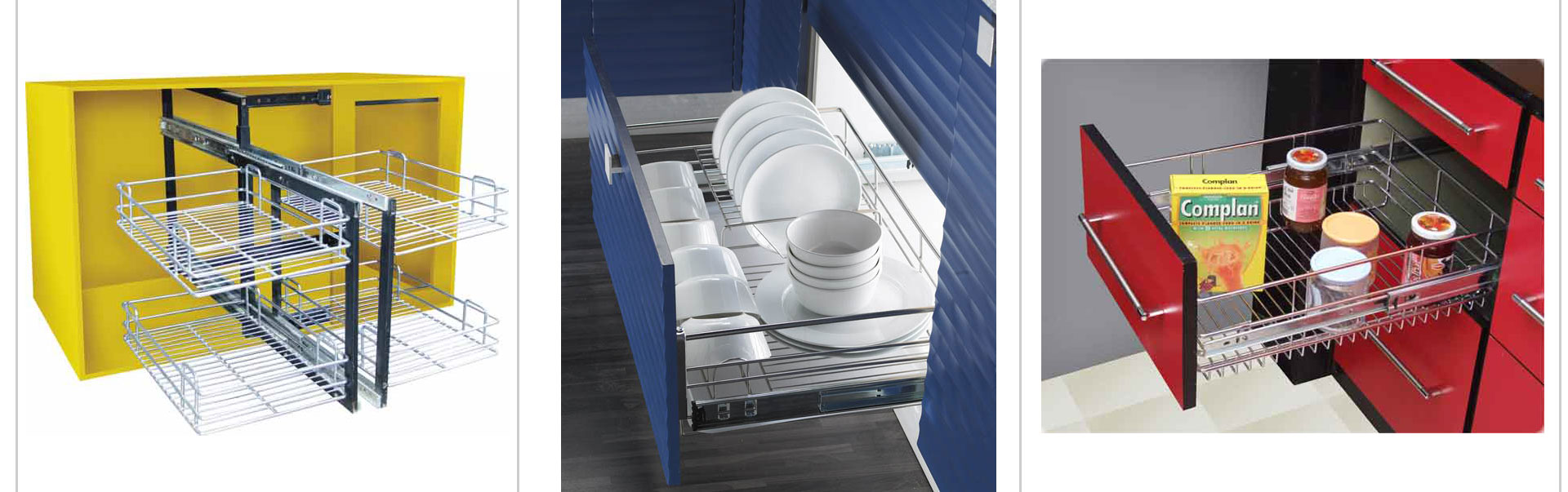 Aaple Kitchen Basket